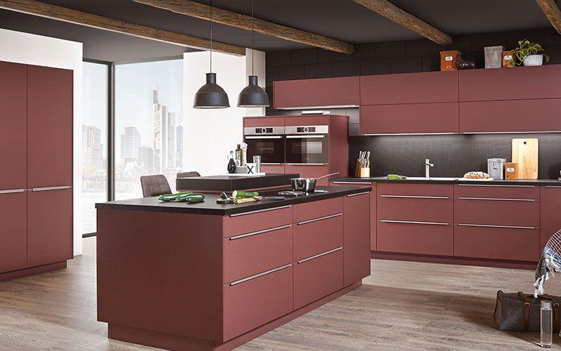 Moderne Küchen - Hausgeräte Elektrogeräte und Küchenstudio ...
